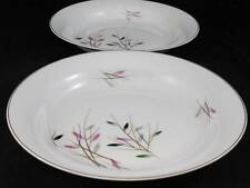 Rosenthal GEISHA 2 Soup Bowls 3257 GREAT CONDITION