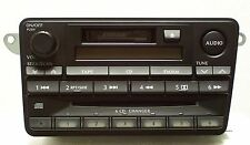 2001 INFINITI QX4 RADIO 6 CD CHANGER PLAYER PN-2411N CNB78
