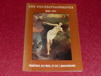 """[ART XIXe] ART POMPIER """"LES PERFECTIONNISTES"""" CATALOGUE EXPO Tanagra Paris 1974"""