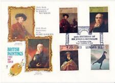 1973 Paintings - Philart - 250th B'Day of Joshua Reynolds, Royal Academy H/S