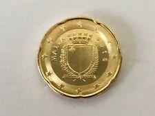 Malta 2016 20 Eurocent UNC