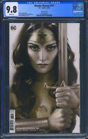 Wonder Woman 761 (DC) CGC 9.8 White Pages Josh Middleton Variant