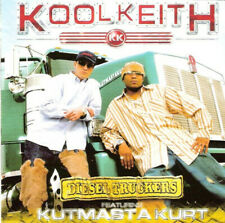 KOOL KEITH & KutMasta Kurt Diesel Truckers 2004 CD NEW! Dr Octagon Ultramagnetic