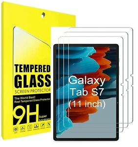 """For Samsung Galaxy Tab S7 Tempered Glass Screen Protector SM-T870 SM-T875 11.0"""""""