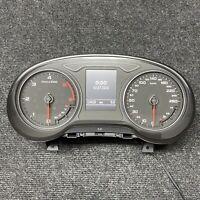 Audi A3 8V TDI Kombiinstrument Tacho km/h MFA FIS ACC Cluster 8V0920870K Diesel