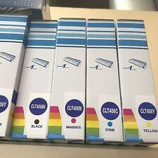 4 Toner cartridge For Samsung CLP360 CLP365W CLX3300 CLX3305FW CLT-406S