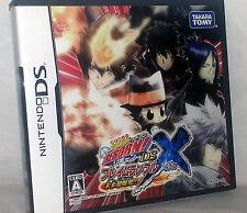 Katekyoo Hitman Reborn! DS Flame Rumble X USATO NINTENDO DS ED JAP VBCJ 52923