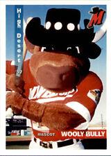 1997 High Desert Mavericks Grandstand #2 Wolly Bully - NM Baseball Card
