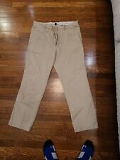 Banana republic Straight Fit Chino Khaki 36x32