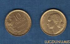 IV République, 1947-1959 – 10 Franc Guiraud 1951 SUP ++++