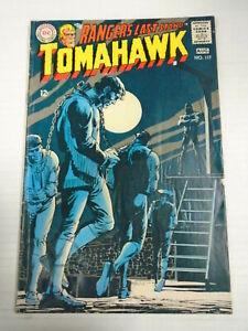 DC Comics TOMAHAWK #117 (1968) Neal Adams Cover