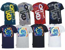 New Sonneti Mens Cotton Designer casual Crew T-Shirt top  S - XXL