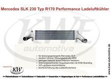 Tuning Ladeluftkühler  KWE Mercedes Benz  SLK R170 200 230 Kompressor
