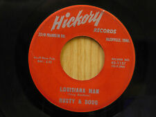 Rusty & Doug folk country 56 Louisiana Man bw Make Me Realize Hickory