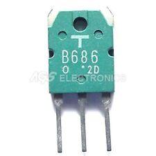 2SB686 - 2SB 686 - B686 Transistor
