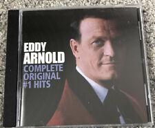 Eddy Arnold Complete Original #1 Hits CD