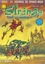 OCT30  --- Comics Fr ---- LUG SEMIC   STRANGE    N°  153