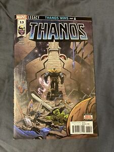 Thanos #13 Marvel Comics 1st Print Cosmic Ghost Rider Thanos Wins