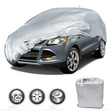 Motor Trend Full Car Cover Waterproof UV Resistant for Nissan Rouge 08 - 16