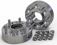 40MM 6X114.3 66.1MM HUBCENTRIC WHEEL SPACER KIT UK MADE MERCEDES X-CLASS 470