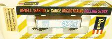 ASCO Refrigerator Car Revell Rapido MicroTrains N-2528 OVP Ht5 Å