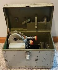 US Air Force Bell & Howell 16mm Silent Motion Picture Aircraft Camera Type B-1A