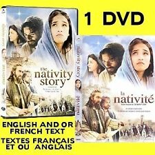 DVD The Nativity Story / DVD La Nativité (Qc, Canada)