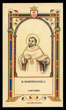 santino-holy card B.MARTINO SANZ mercedario