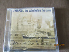 the real people/rain liverpool the calm before the storm cd free P&P