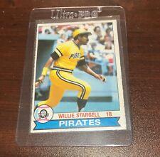 1979 OPC Opeechee Canadian #22 Willie Stargell HOF Pittsburgh Pirates