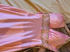 Pink Ball Gown/Prom Dress RRP £245 Size 8/10