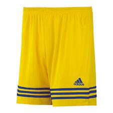 Pantalón corto Adidas entrada 14 Amarillo-azul 152