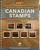 2021 Unitrade Specialized Catalogue of Canadian Stamps - New and Sealed