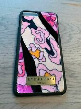 EMILIO PUCCI APPLE IPHONE 7 8 PLUS HANDY TASCHE BAG COVER SCHUTZ HÜLLE CASE ETUI
