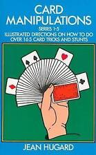 Card Manipulations, Series 1-5: Illustrated Directions on How to Do Over 165 ...