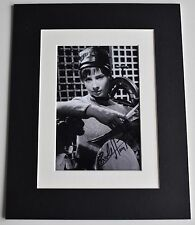Carole Ann Ford Signed Autograph 10x8 photo display Doctor Who TV AFTAL & COA