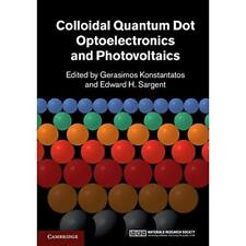Colloidal Quantum Dot Optoelectronics and Photovoltaics Hardcover 9780521198264