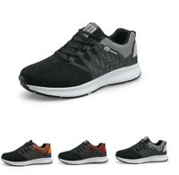 Mens Low Top Trainers Sport Running Lace Up Fashion Breathable Sneakers Shoes