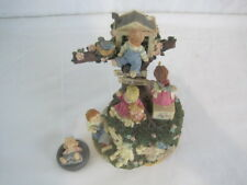 Heart Tugs Music Box Tree House Best Friends Forever (Oay44-569)