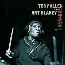 Allen Tony-A Tribute To Art Blakey VINYL NEW