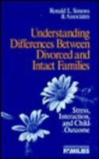Understanding Differences between Divorced and Intact Families:-ExLibrary