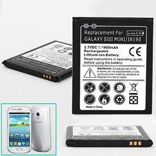 1900mAh Ersatz Batterie Mbuynow Handy Akku für Samsung Galaxy S III Mini i8190