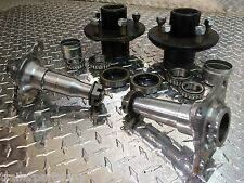 "TRAILER AXLE KIT - 3.5K, 3500 lb, Idler, 5 on 4.5"",E-Z Spindles Build An Axle"