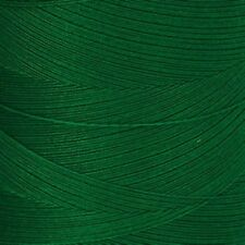 #63A~STAR COTTON MACHINE QUILTING SEWING /CRAFT THREAD~FIELD KELLY GREEN~30WT