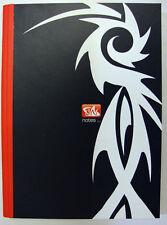 Hardback Exercise Notebook - Fin-Surf Design