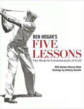 Ben Hogan's Five Lessons: The Modern Fundamentals of Golf, Acceptable, Hogan, Be