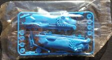 R&L ZOO CHOO TRAIN 1979 Streamlined Lion Engine MINT IN PACKET Blue Cereal Toy
