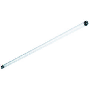 Lithonia Lighting TGT12CL4 R24 Fluorescent Polycarbonate Tube Protector 4 ft.