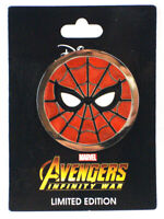 Disney Studio Store Hollywood Avengers Infinity War Spider-Man Limited Ed Pin