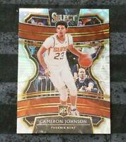 2019-20 Panini Select Scope Prizm Cameron Johnson RC Rookie Phoenix Suns MINT